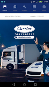 Carrier Transicold Locator-2